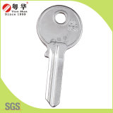 Hot Sale Coustomized Brass UL058 Door Key Blank