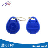 Tk4100/T5577/ F08/ Ntag213 Contactless ABS RFID Keychain Smart Card