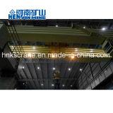 Heavy Duty Steel Making 50 Ton 74 Ton 100 Ton Double Girder Overhead Casting Crane
