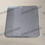 High Quality 304 Stainless Steel Embossed Sheet for Decoration Materials