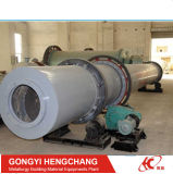 Small Sawdust Rotary Dryer for Coal, Fertilizer, Ore Powder