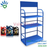 Car Accessories Part Display Rack, Metal Car Car Battery Rack