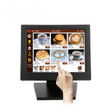 15 Inch Capacitive Touch / Resistive Touch Screen Monitor for Computer / POS