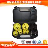 9PCS HSS Bi-Metal Hole Saw Cutter Set (Kits)