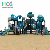 2018 New Ocean Outdoor Park Play Games for Children with Slide