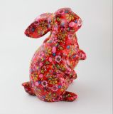 Custom Made Promotional Gift Ceramic Rabbit Post Box Coin Bank