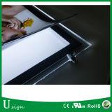 Custom Made Advertising Framless Acrylic LED Picture Frame