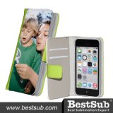 New Arrival for iPhone 5c Green Foldable Case (IP5K51G)
