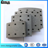 Hot Sale 4515 Brake Lining for 13t American Type Trailer Axle