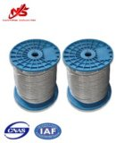 DIN 3055 Galvanized Steel Wire Rope 6X7 to Russia