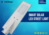Integrated Solar Street Light 20W with 2100lm LED for Countryroad
