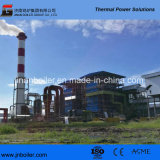 ASME/CE 100 T/H Water Cooling Vibrating Grate Bagasse Boiler for Sugar Mill