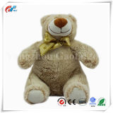 ASTM Certificated Brown Furry Teddy Bear Happy Birthday Gift
