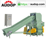 Pipe Shredder and Grinder Two in One Recycling Machine