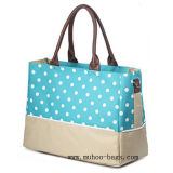 Fashion Diaper Mami Bag for Outdoor (MH-1013)