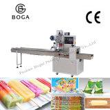 Foshan 100% Factory Bg-250 Automatic Ice Cream Horizontal Pillow Wrapping Packing Machine Price