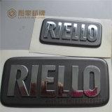 Plating Chrome ABS Plastic Car Emblem Sticker