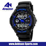 Young People Outdoor Sports Daily Digital Watch 50m Water Resistant