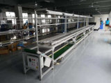 LED TV Ground Assembly Line From Customer Case