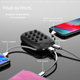 Power Supply 10000mAh with Suction Cup Power Bank