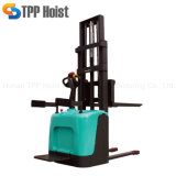 New Product Bottom Price Portable Semi Electric Forklift Trucks