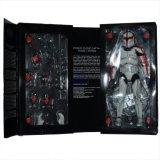 Custom Make Plastic Astronaut Toy Figurines; OEM Design Astronaut Gift Pack