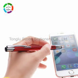 Hot-Selling Aluminum Ball Point Pen Stylus Pen Office Stationery for promotional Gift