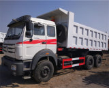 China Heavy Duty Trucks Beiben 10 Wheeler Tipper Truck Dumper Truck