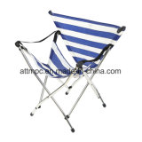 Camping Outdoor Folding Crutch Chair for Camping, Fishing, Hiking, Beach, Picnic and Leisure Uses