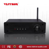 USB Bluetooth FM Remote Control PA Sound System Audio Amplifier Aluminum Enclosure