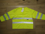 Hi Visibility Safety Vest with Reflective Tape for Worker En471