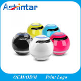 Wireless Stereo Speaker Hands-Free Call TF Card Reader LED Mini Bluetooth Speaker