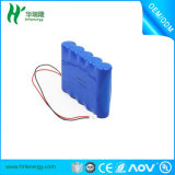 Hrl 18650 11.1V 2200mAh Lithium Liion Battery Pack for Vacuum Cleaner
