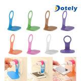 Mobile Foldable Cell Phone Holder Wall Charger Hanger Rack Shelf