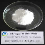 CAS 856681-05-5 Lorcaserin HCl Medicine Raw Material, Pharmaceutical Grade Steroids