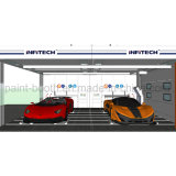 Infitech Automobile Car Auto Spray Line / Painting Line / Painting Cabin with Trolleys