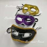 Glitter Masquerade Party Masks for Holiday Party Costume Party