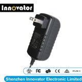 27W 18V 1.5A AC DC Travel Power Adapter