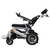 Auto Ajusting Backret Cadeira De Rodas Eletrica Folding Electric Wheelchairs Price