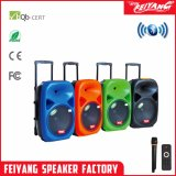 Feiyang/Temeisheng Portable Rechargeable Bluetooth Speaker with Trolley F28