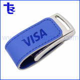 Customized Leather USB Flash Drive Disk Pen Drive Disk