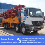 Sany Benz 46m Renovate Used Truck Mounted Concrete Pump