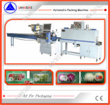 in-Tray Vegetable Shrink Packing Machine
