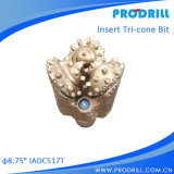 API Standard Mill Tooth Tricone Bits / Steel Tooth Tricone Bits