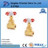 Forged Ball Balve, Hot Water Pipe Fittings Brass Valve for Industry