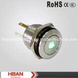 Hban 16mm Push Button Switch with Illumination