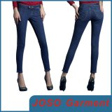 Women Denim Cropped Jeans (JC1129)