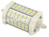 118mm 8W R7s LED Lamp to Replace 80W Halogen Lamps