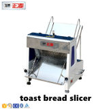 Kitchen Equipment Industrial Electric Loaf Bread Slicer Manual (ZMQ-31)