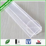 High Quality Anti-Dust PC U Profiles Bayer Polycarbonate Construction Accessories